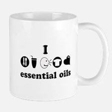 essential oil love Mugs