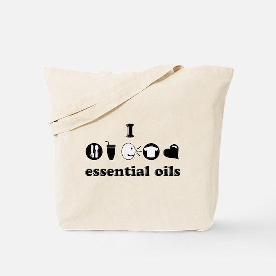 essential oil love Tote Bag