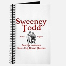 Sweeney Todd Journal