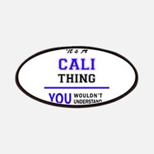 CALI thing, you wouldn't understand! Patch