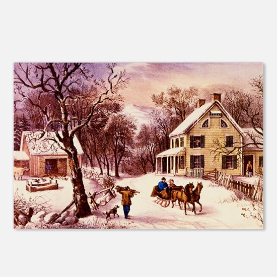 homestead Postcards (Package of 8)