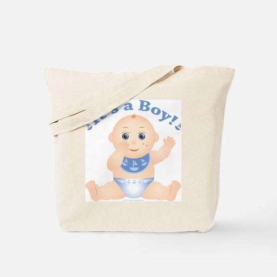 """* It's a Boy! """" Tote Bag"""