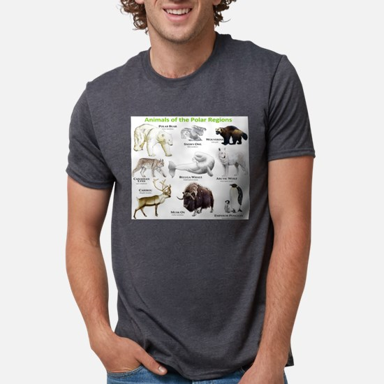 Animals of the Polar Regions T-Shirt