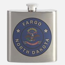 Unique Fargo Flask
