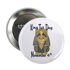 "King Tut 2.25"" Button (10 pack)"