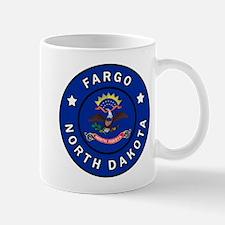 Fargo North Dakota Mugs