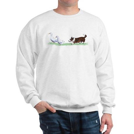 Cardigan Welsh Corgi Herding Sweatshirt