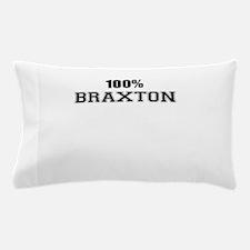 100% BRAXTON Pillow Case