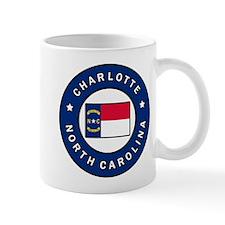 Charlotte North Carolina Mugs