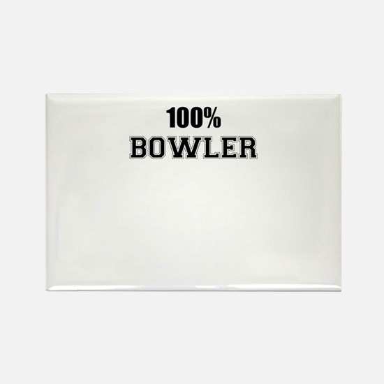 100% BOWLER Magnets