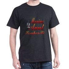 marine aunt semper fi T-Shirt