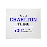 Charlton Blankets