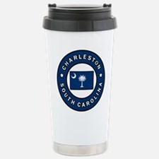 Charleston South Caroli Travel Mug