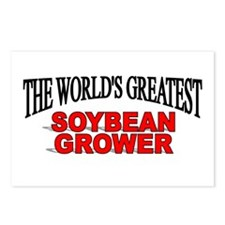 """""""The World's Greatest Soybean Grower"""" Postcards (P"""