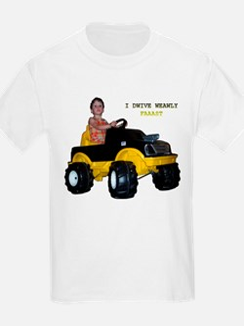 Power Wheels T-Shirt