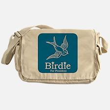 Cute Birdie Messenger Bag