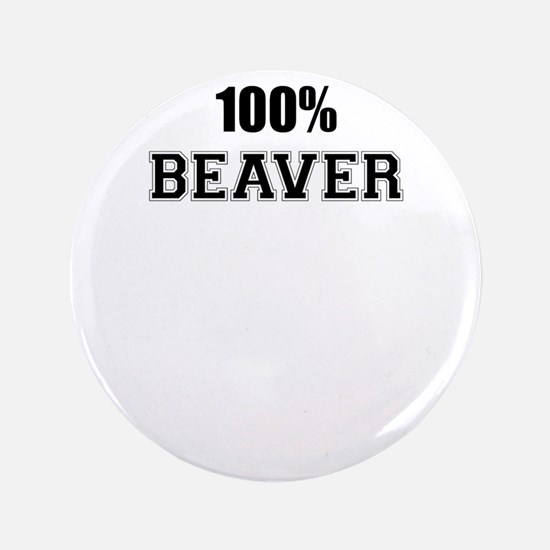 100% BEAVER Button