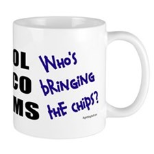 ATF Who's Bringing Chips? Mug