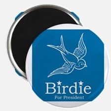 Birdie for President Magnets