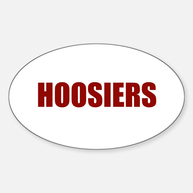 Hoosier Decal
