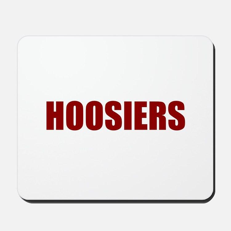 Hoosier Mousepad