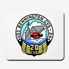 USS Bennington (CVS 20) Mousepad