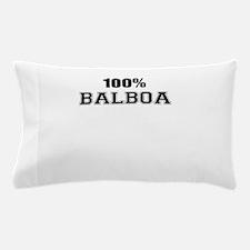 100% BALBOA Pillow Case