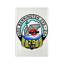 USS Bennington (CVS 20) Rectangle Magnet