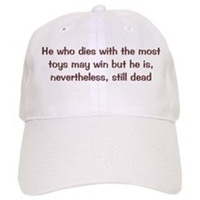 Most Toys 2 Baseball Cap