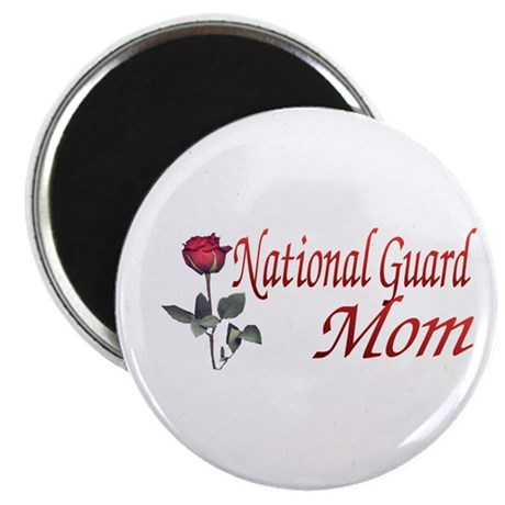 national guard mom Magnet