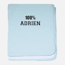 100% ADRIEN baby blanket