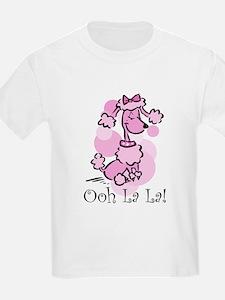 Ooh La La Poodle T-Shirt