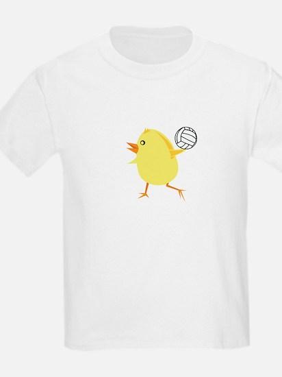 FBC Volleyball Chick Wh Women's Cap Sleeve T-Shirt