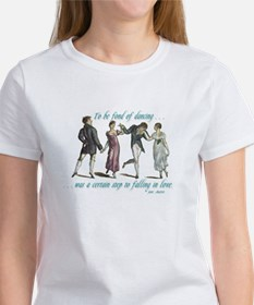 Dancing Women's T-Shirt