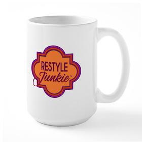 Restyle Junkie Logo Mugs