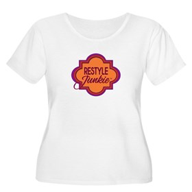 Restyle Junkie Logo Plus Size T-Shirt