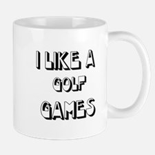 I Like A Golf Sports Games Mug
