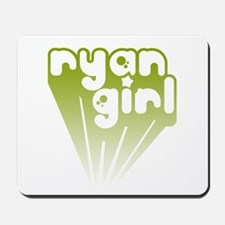 Ryan Girl (retro) ~  Mousepad
