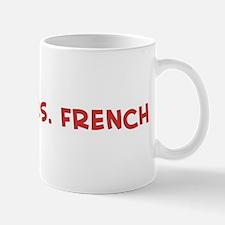 Future Mrs. French Mug
