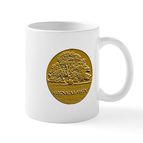 Genealogy Mug