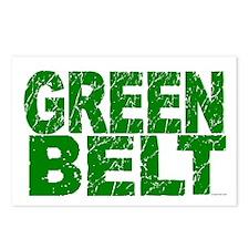 GREEN BELT 1 Postcards (Package of 8)