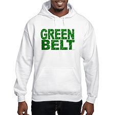 GREEN BELT 1 Hoodie