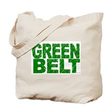 GREEN BELT 1 Tote Bag