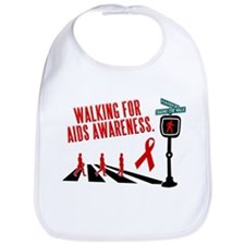 Walking for AIDS Awareness Bib