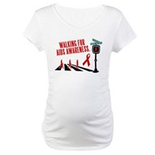 Walking for AIDS Awareness Shirt