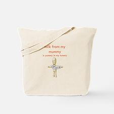 Yummy in My Tummy Tote Bag