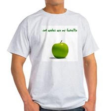 Red apples are my favorite T-Shirt