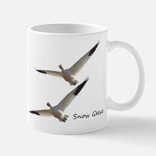 Snow Geese in Flight Mugs
