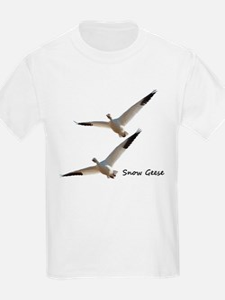 Snow Geese in Flight T-Shirt