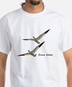 Snow Geese in Flight T-Shirt